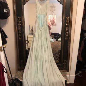 COPY - Extra long bohemian dress